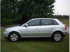 Used Audi A3 2002 Model 18 Se 5dr Petrol Hatchback Silver