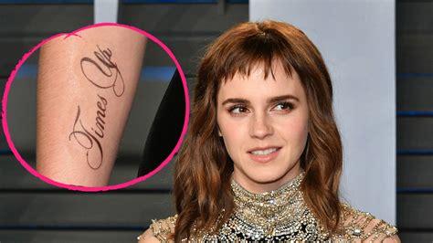 Bei Oscars Emma Watson Mit Fehlerhaftem Time