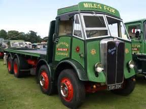 Old British Trucks