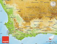 Best Ideas About Africa Physical Map Find What Youll Love - South africa physical map