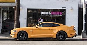 Ford Mustang, Coolhaus' new Orange Fury ice cream sandwiches