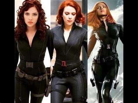 Natasha Romanoff Black Widow Fight Scenes Iron Man