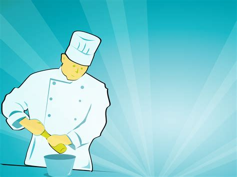 Cooking Chefs Backgrounds  Foods & Drinks Templates
