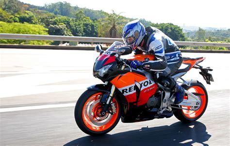 Nova Honda Cbr 1000 Rr Recebe Abs