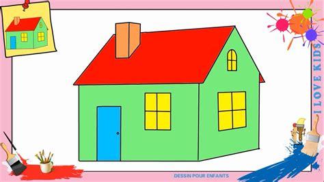 Haus Zeichnen Lernen haus zeichnen 2 schritt f 252 r schritt f 252 r anf 228 nger kinder