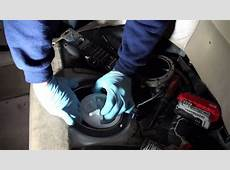 BMW 325i fuel pump replacement YouTube