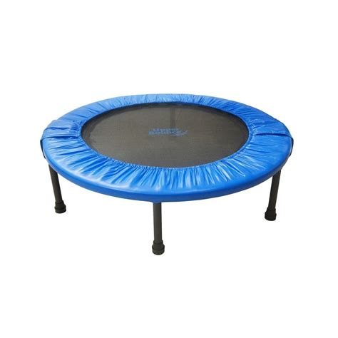 Decor Ideas For Small Kitchen - upper bounce 40 in mini foldable rebounder fitness troline ubsf01 40 the home depot
