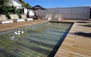 votre piscine a fond mobile les essentiels maison With piscine a fond mobile