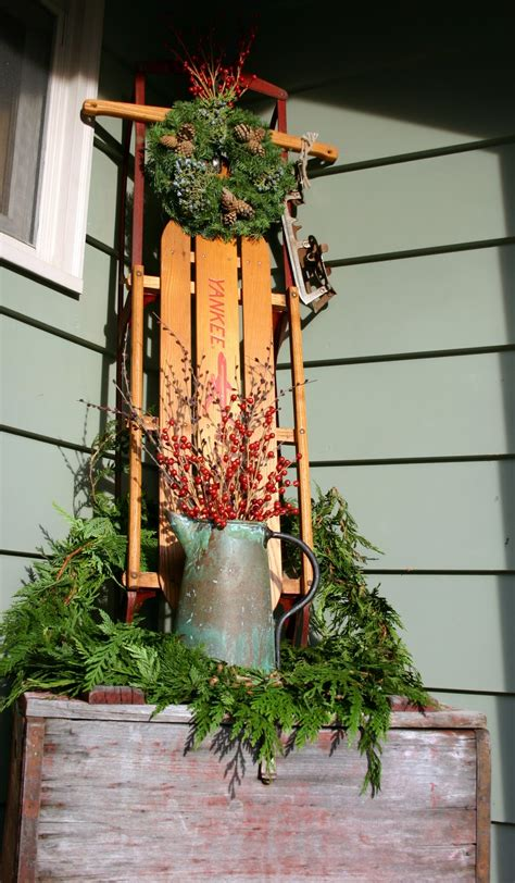 moonbeams fireflies vintage sled rises to occasion