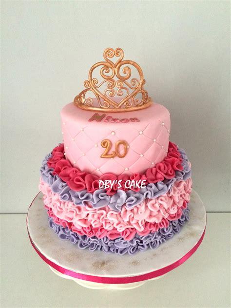 decoration gateau anniversaire fille princesse g 226 teau princesse dby s cake