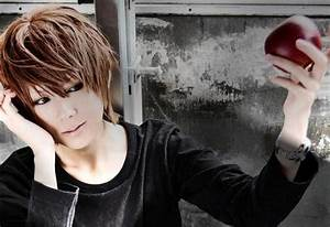 Death Note images Light Cosplay wallpaper and background ...