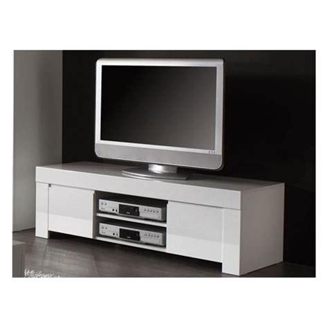 fauteuil de bureau cdiscount meuble télé design blanc laqué