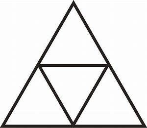 """""""Zelda Triforce Outline"""" by WexWex Redbubble"""