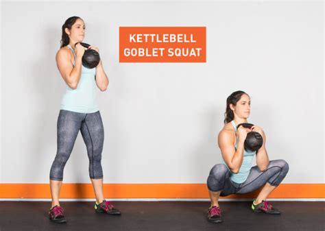 kettlebell squats exercise exercises squat goblet greatist workouts pull ass fitness workout kettle bell kick pesa ejercicios abs muscle work