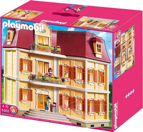 Playmobil Mein Großes Puppenhaus Familienbrettspiele