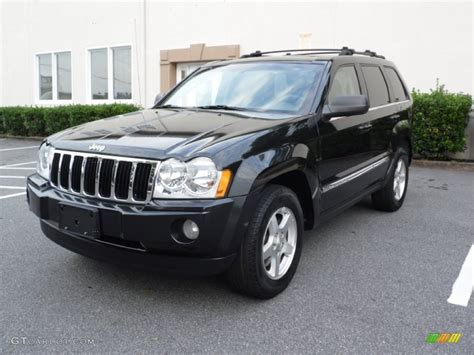 cherokee jeep 2005 2005 jeep grand cherokee limited exterior photos
