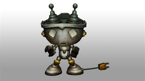 League Of Legends Sad Robot Amumu, Darkflame