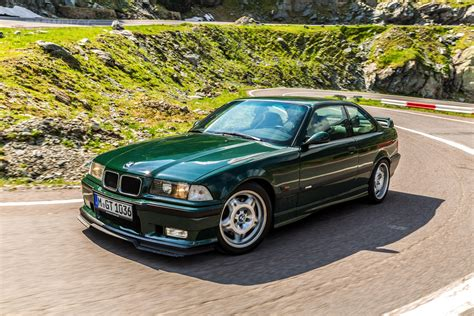 Photoshoot With The Iconic Bmw E36 M3 Gt