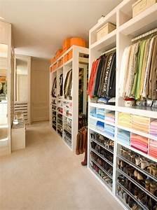 Faire Dressing Dans Une Chambre : comment installer un dressing dans une chambre ~ Premium-room.com Idées de Décoration