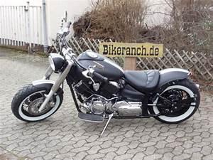 Yamaha Chopper Motorrad : motorrad yamaha xvs 1100 fat bobber black white ww ~ Jslefanu.com Haus und Dekorationen