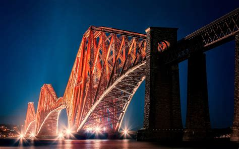 Wallpaper For by The Forth Bridge Edinburgh Wallpapers Hd Wallpapers Id