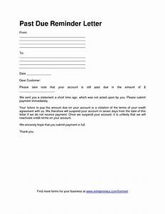 rent late notice letter