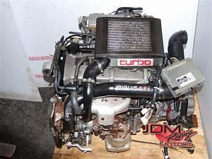Toyota Engine 4e Turbo
