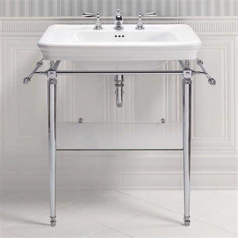 Bathroom Basins And Vanities by Traditional Metal Pipe Bathroom Vanity Basin Stand Pipe