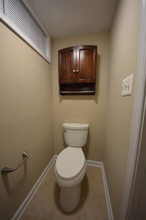 Half Bathroom Ideas For Small Spaces by Half Bathrooms Basement Finishing And Remodeling In