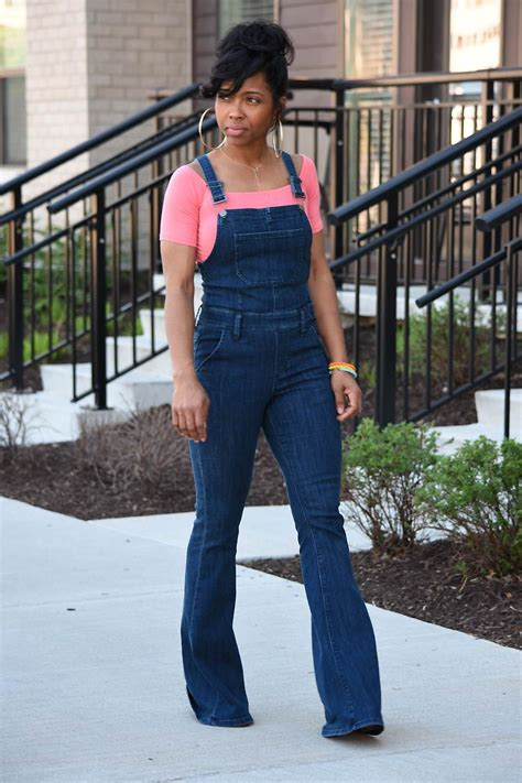 flare overalls cash in 2019 sweeneestyle looks denim fashion flare outfit denim