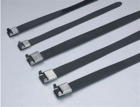 stainless steel cable bands ties stainless steel coated bands exporter  kolkata