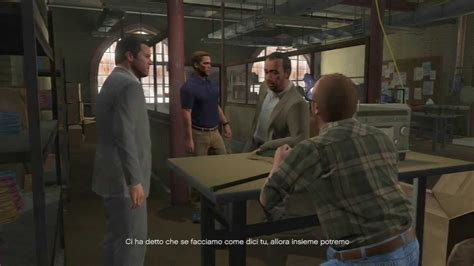 gta v bureau missions gta 5 walkthrough ita missione 57 ripulire il bureau oro 100