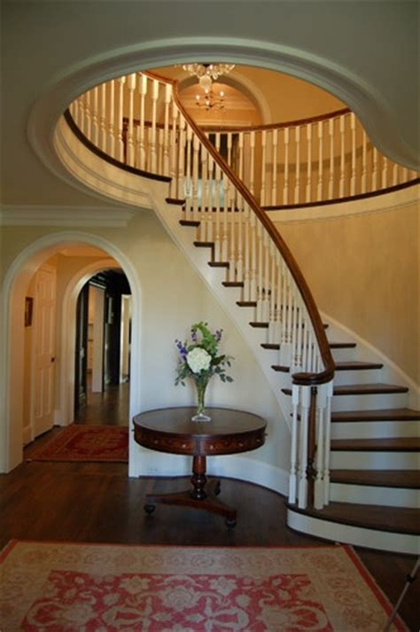 Round Staircase Design by 17 Best Ideas About Curved Staircase On Pinterest Foyer