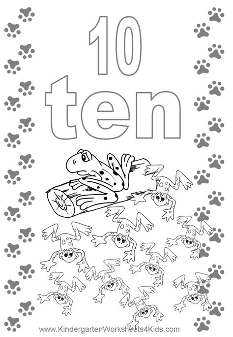 Coloring Numbers Pages by Number Coloring Pages