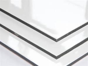 Alu Verbundplatten Bad : aluminium verbundplatte wei metallteile verbinden ~ Frokenaadalensverden.com Haus und Dekorationen