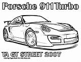 Coloring Porsche 911 Pages Gt Street Cars Ta 2007 Printable Mustang Race Super Mario Galaxy Popular Disney Pdf Coloringhome sketch template