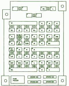 2001 Kia Sportage Fuse Box Diagram  U2013 Auto Fuse Box Diagram