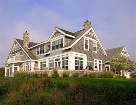 nantucket residence exterior style exterior