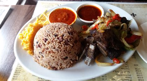 ghanaian cuisine entering  cosmopolitan stage