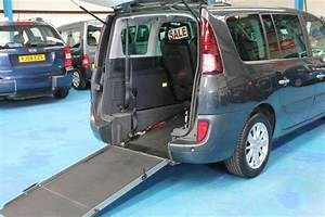 Renault Grand Espace 20dCi Wheelchair Accessible Vehicle