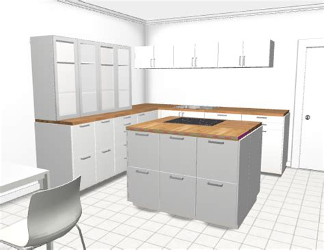 ikea 3d cuisine cuisine ikea 3d