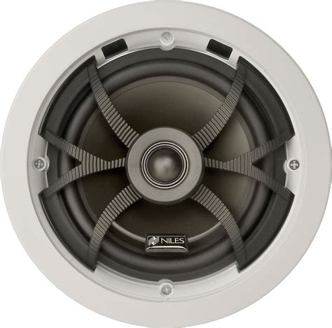 Ceiling speakers, on the other hand, do not consume the space in the room, which can be utilized for either other pieces of furniture. Niles in-ceiling speakers: CM830 CM850 CM850Si CM860 ...