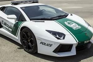 Voiture Police Dubai : la police de duba va patrouiller en lamborghini insolite ~ Medecine-chirurgie-esthetiques.com Avis de Voitures