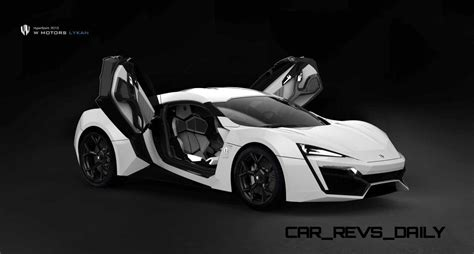 lykan hypersport 2014 w motors lykan hypersport in 40 amazing new