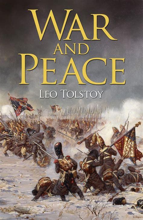 peace war tolstoy leo cbydata books pdf novel