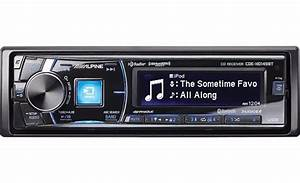 Cd Player Alpine Cde