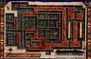 Making 3d Dungeon Tiles by Mapa Zanzer S Dungeon Para Download Drag 213 Es Dos Reinos