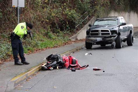 Fatal Crash Kills Motorcyclist In Abbotsford