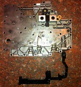 Fx4 2004 F150 No Overdrive  Valve Body Assembly  424