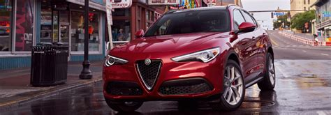 How Much Is An Alfa Romeo by How Much Cargo Space Is In The 2019 Alfa Romeo Stelvio